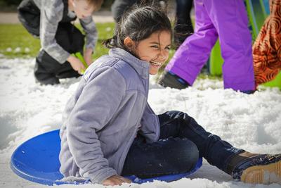 Del Sur Snow Day 2020
