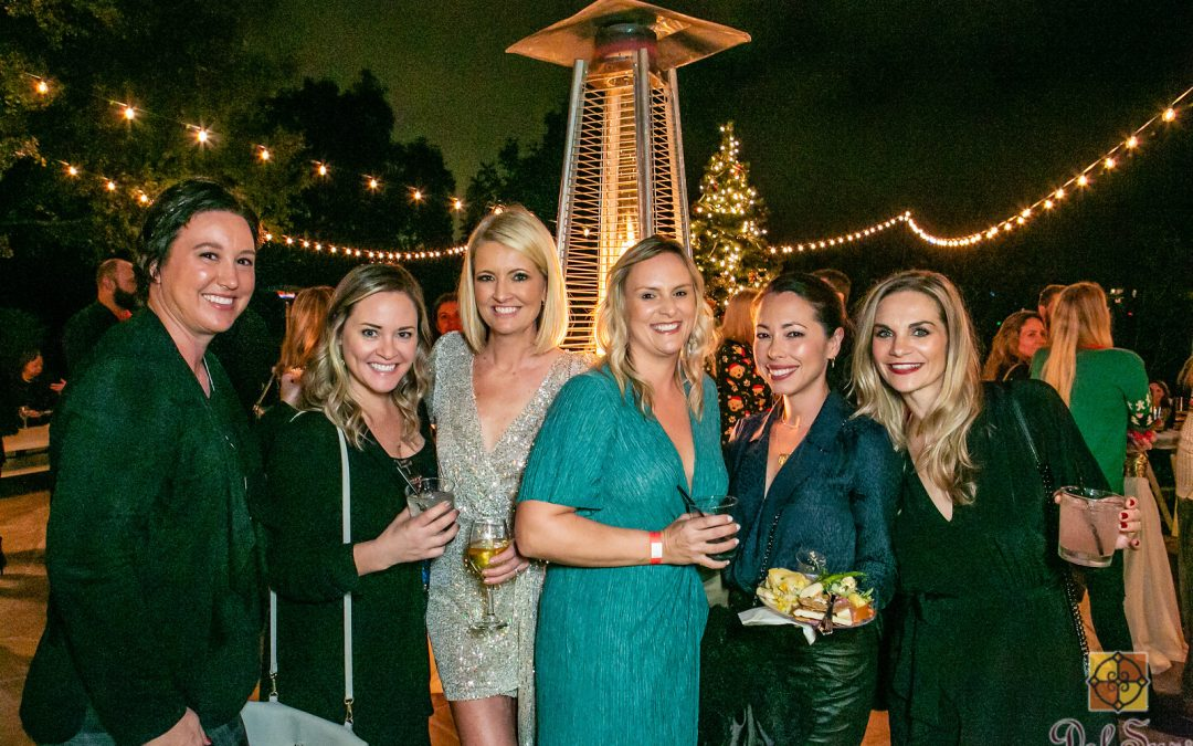 Del Sur Holiday Cocktail Party 2019